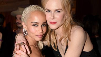 Zoe Kravitz reveals what Nicole Kidman was like as a stepmum