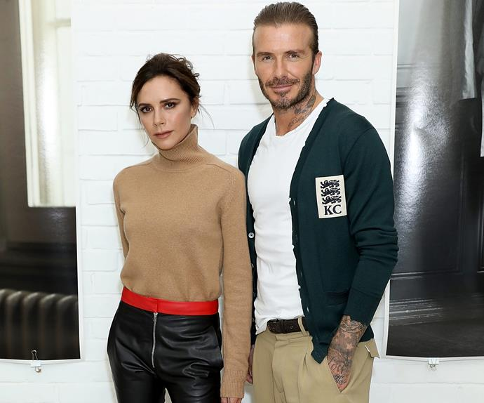 Victoria Beckham on the secret to her and David's marriage