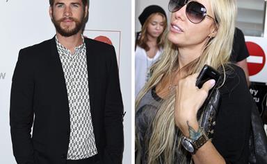 Liam Hemsworth's public spat with Miley Cyrus' mum