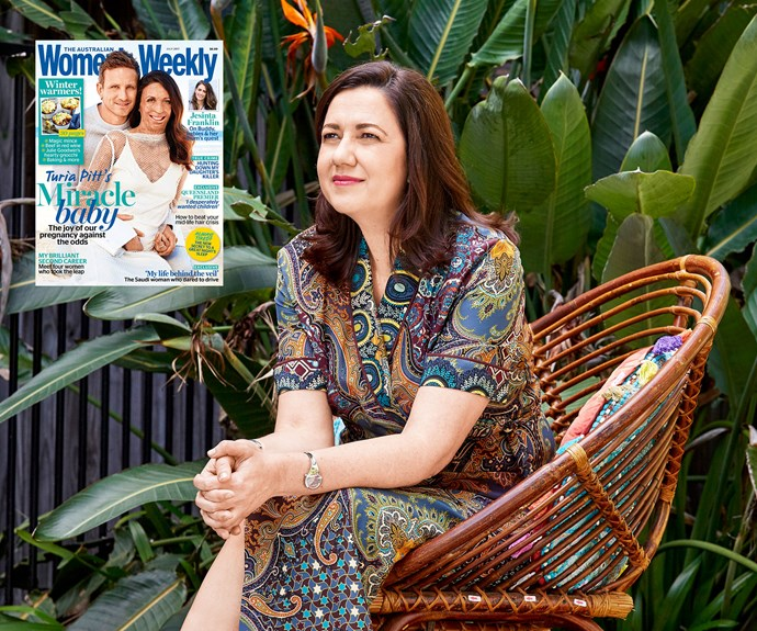 Queensland Premier Annastacia Palaszczuk opens up about her heartbreaking IVF struggle