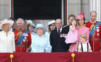 All the best moments from Trooping the Colour, 2017