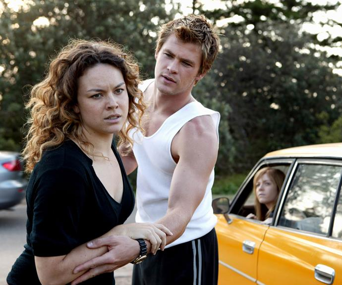 **Love triangles continued…** Kim (Chris Hemsworth) and Rachel's (Amy Mathews) marriage was rather difficult considering the fact that Kim had a child with Kit (Amy Mizzi). While Kim and Rachel tried everything they possibly could to make their marriage work, in the end, Kim chose to be with Kit and his son Archie.