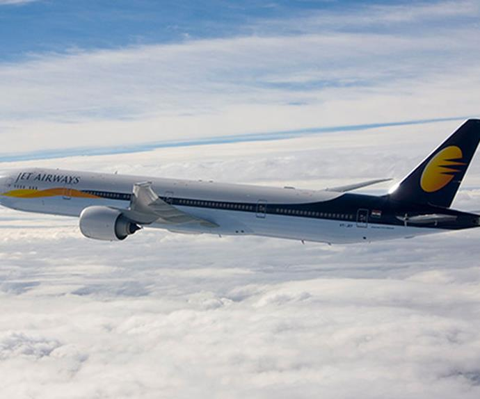 Baby born on Jet Airways gets a lifetime of free travel