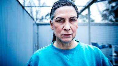 Wentworth's Pamela Rabe on playing one of TV's most deliciously dark characters