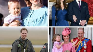 Happy 35th birthday, Prince William!