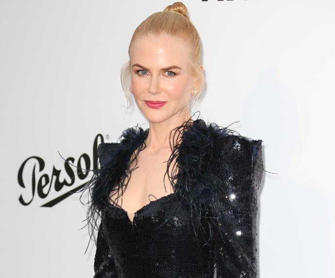 Nicole Kidman just shared her best highlighter trick