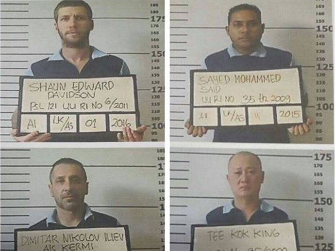 Australian who escaped from Bali prison may have drowned in tunnel