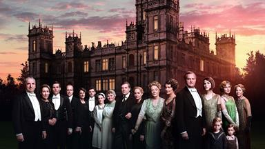 The Downton Abbey movie is really happening