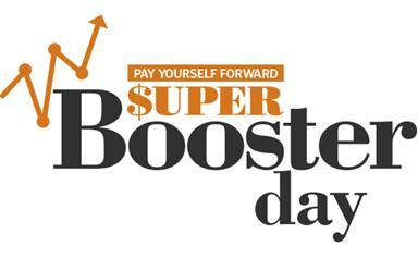 What is Super Booster Day?