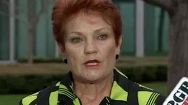 Pauline Hanson defends her controversial autism comments
