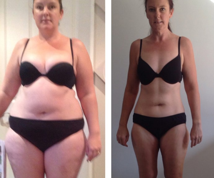 The most inspiring before-and-after weight loss stories