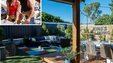 House Rules: The final garden reveals