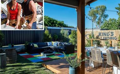 House Rules: The final garden reveals