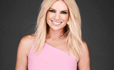 The Voice host Sonia Kruger counts her blessings she's a mother