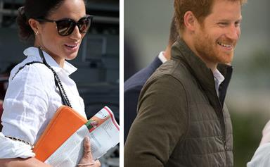 Prince Harry just secretly flew to Toronto to see Meghan Markle