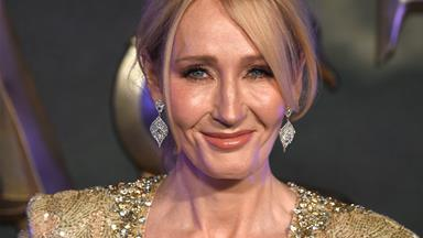J.K. Rowling celebrates 20 years of Harry Potter