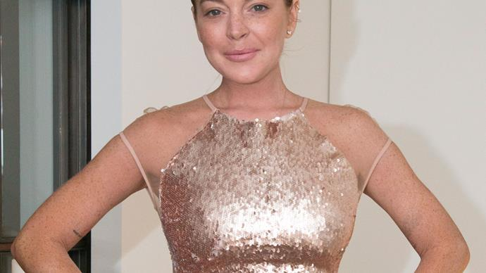 Lindsay Lohan is launching a lifestyle blog