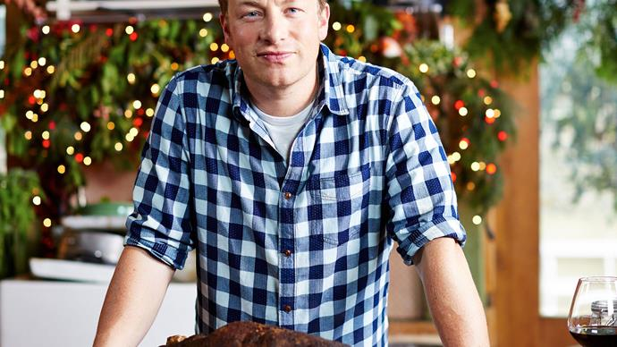 Jamie Oliver reveals his family dinner table battles
