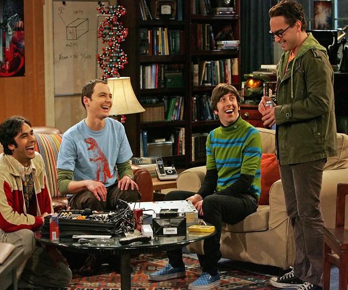 Big Bang Theory star