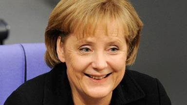 Merkel suggested a free vote on same-sex marriage yesterday and it'll be done by the end of the week
