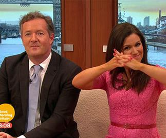 Grab the popcorn: Piers Morgan slammed by his co-host in awkward morning show exchange