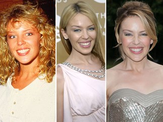 Kylie Minogue incredible beauty journey