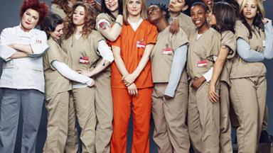 Orange is the New Black: From Jailbirds to Glamazons