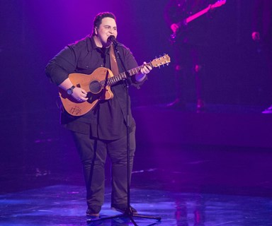 The Voice contestant Judah is looking and feeling better than ever