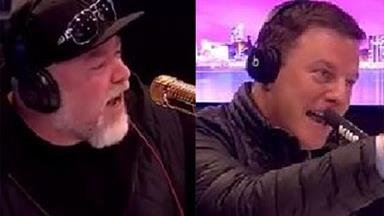 Kyle Sandilands earns more in one week than some Australians do in a whole year