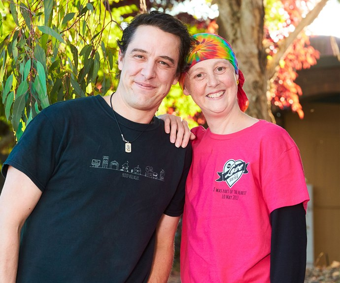 Samuel and his sister Connie before her death in 2017. *(Image: @loveyoursister/Instagram)*