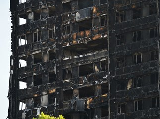 Emergency workers banned from divulging real death toll of Grenfell Tower inferno