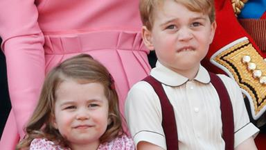 Best news ever! George and Charlotte will join their parents on their next royal tour
