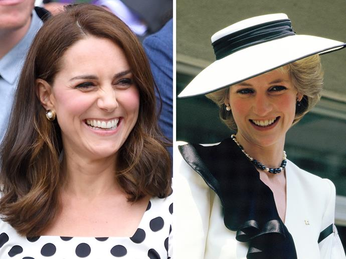 """Diana certainly had it [the X-factor]. Kate doesn't,"" Paul says."