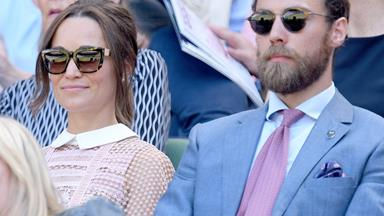 Pippa Middleton is the poshest thing you'll see at Wimbledon