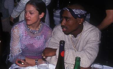 REVEALED: Why Tupac dumped Madonna