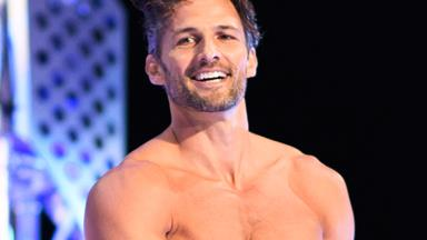 "Tim Robards tells OK!: ""I took on Ninja Warrior after surgery!"""