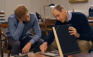 Prince William and Prince Harry share memories of Diana in new TV documentary