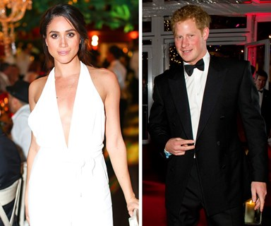 Prince Harry wants to drop a knee and propose to Meghan Markle asap