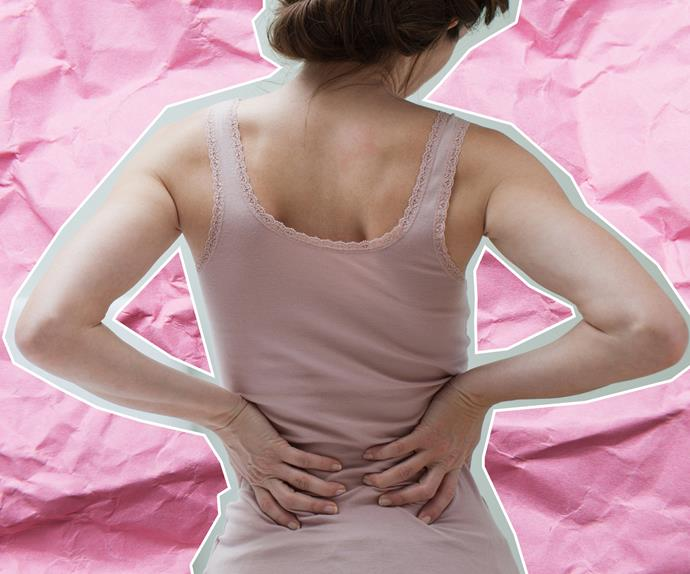 How to ease back pain fast