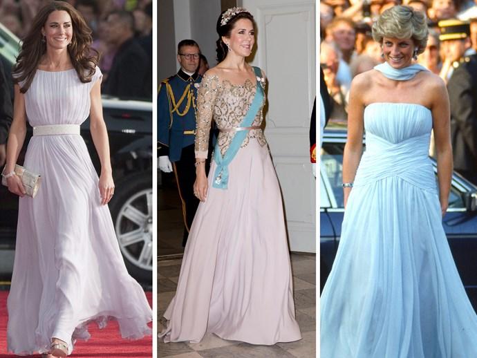 Most stylish princesses