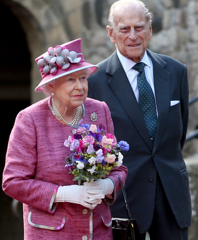 Her Majesty believes her husband deserves to relax.