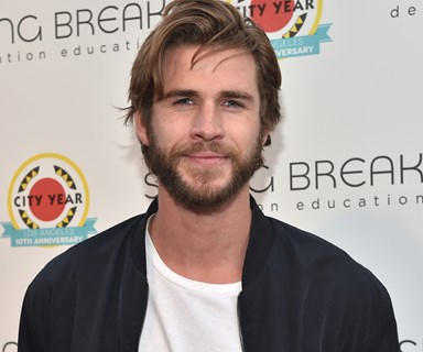 Someone give us a hammer... Liam has become the peak Hemsworth
