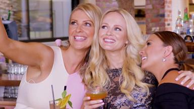The cast of Yummy Mummies share some motherly advice