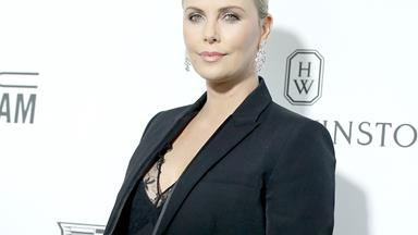 "Charlize Theron reveals ""massive depression"" while preparing for latest movie role"