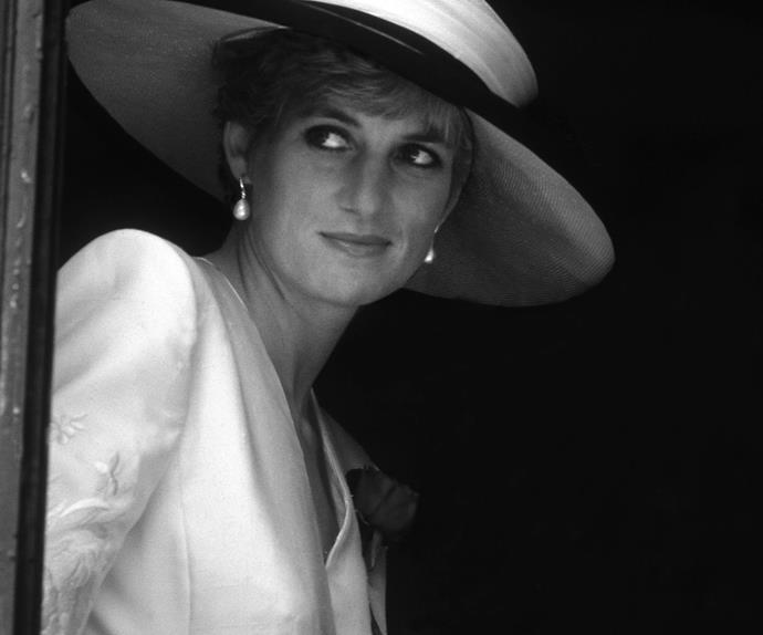 The Australian Women's Weekly pays tribute to Princess Diana