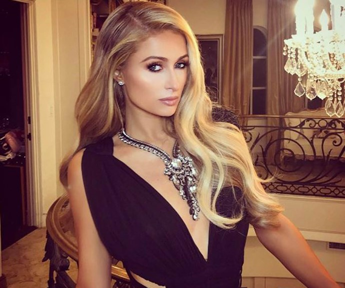 Paris Hilton has a new song out