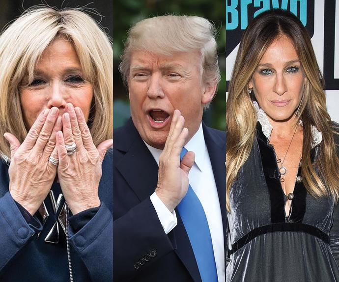Horrific things Donald Trump has said about women