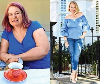 Celeb make-up artist reveals how she lost 30kg... without going to the gym