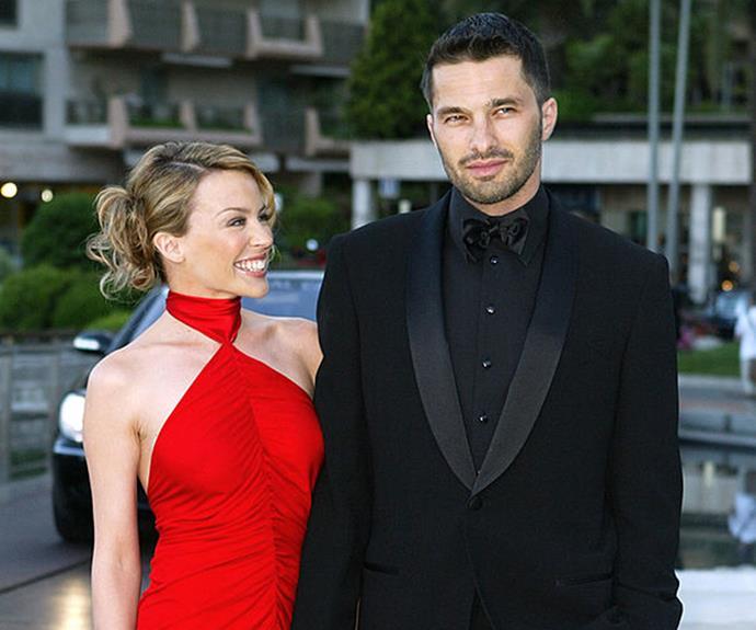 Wait, what?! Kylie Minogue rekindles romance with Olivier Martinez