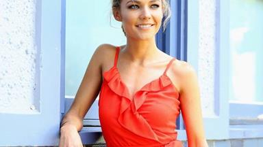 Sam Frost lands her first acting role... in Home And Away!